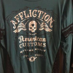 Affliction T